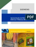 Eletricidade - Danos Em Motores Siemens