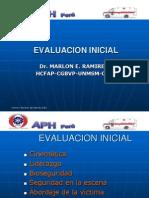 92194151 Evaluacion Inicial APH PPTminimizer 2