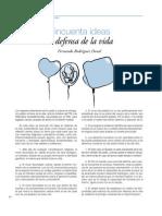 Cincuenta Ideas en Contra Del Aborto