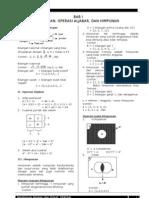 Modul UN Matematika SMP