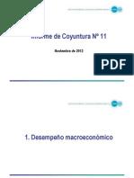 CIFRA - Informe de Coyuntura Nº11