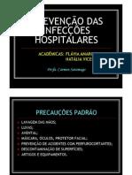Prevenção de Infecções Hospitalares