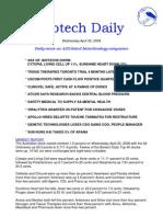 BD Biotech Daily Apr 23