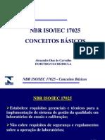 PalestraIII-1-INMETRO 17025[1]