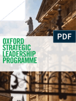 oxford OSLP Brochure