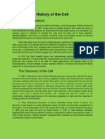 Brief History of Cell Discovery