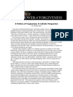 A Politics of Forgiveness