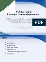 Workflow Mining