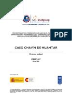 CASO CHAVÍN DE HUANTAR