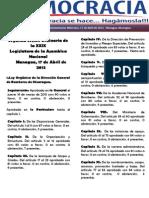 Barómetro Legislativo Diario del miércoles, 17 de abril de 2013.pdf