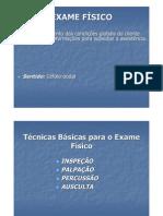 Exame Fisico Completo 1