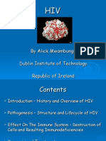 Human Immunodeficiency Virus PPT