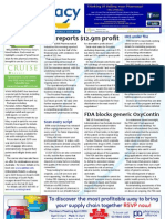 Pharmacy Daily for Thu 18 Apr 2013 - API result, OxyContin, eRx, Lightning Brokers and more