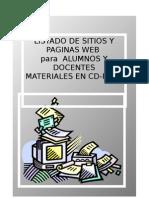 Sitios Web Para Docentes Por Areas