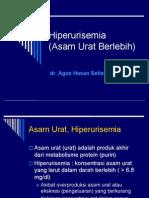 Hiperurisemia Asam Urat.ppt