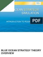 Blue Ocean Strategy Simulator