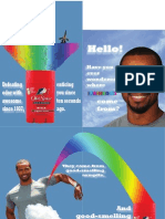 Old Spice Direct Mail Ad