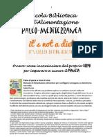 Piccola Biblioteca Dell'Alimentazione Paleo-Mediterranea