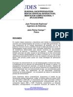 Red Neuronal BACKPROPAGATION - Herramientas Graficas Interactivas, Implementacion Computacional y Aplicaciones