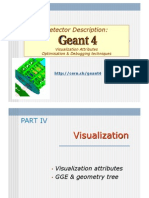 Geant4 D4-Optimisation