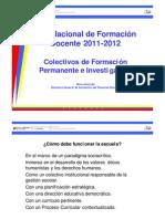 Presentacion Formacion Nora Alvarado