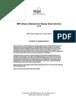 Mipi Csi 2 Specification Pdf
