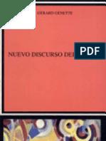 Nuevo Discurso Del Relato Gerard Genette