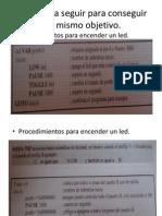Programacion USANDO EL MICROCONTROLADOR PIC16F628A DESCARGA GRATIS