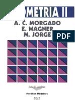 Morgado Geometria II.pdf