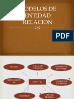 modelos de entidad relacion