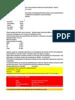 Primer Examen de Formulacion y Evaluacion de Proyectos 2013_Valderrama
