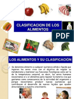 clasificaciondelosalimentos-110529144752-phpapp01