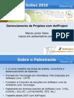 Gerenciamento de Projetos Com Dotproject