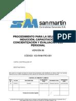 103-rhm-pro-001 procedimiento para la selección induccióncapacitaciónconcientización y evaluación del personal[1]