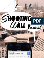 2013 Shooting Wall Film Festival Program