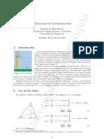 Aplicaciones Trigonometricas