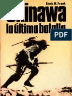 San Martin Libro Batalla 17 Okinawa
