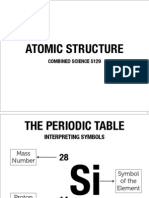 Electronic Structure, Stability & The Reactivity Series