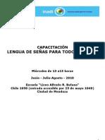 Manual LSA - Nivel I