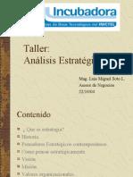 1 Analisis estrategico