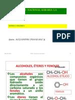 Alcoholes y Fenoles Parte 1