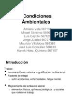 4 Condiciones ambientales (Presentación) - LabDOO