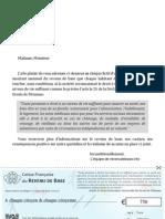 Tract Revenu de Base - 2 Pages