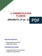 4. Cinematica Dos Fluidos