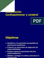 Reanimacion Cardiopulmonar y Cerebral
