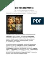 Artistas Do Renascimento