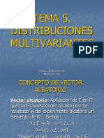 5.Distribucions multivariants