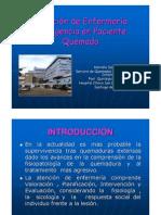 Quemados Enfermeria de Urgencia en El Paciente 2011