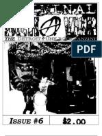 Criminal Behavior Fanzine, Issue 6