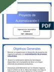 Presentación Automatización I